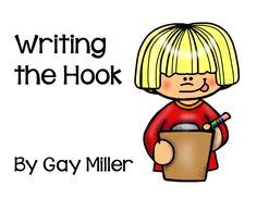 Hook and thesis